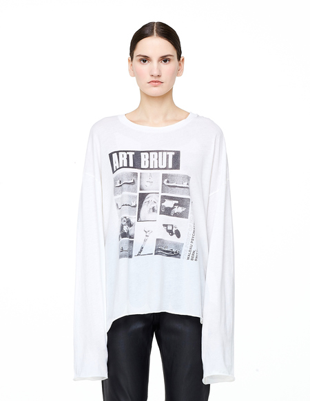 Enfants Riches Deprimes Art Brut Debuffet Long Sleeve T-Shirt