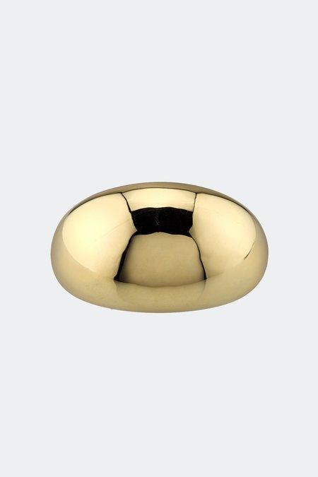 Gabriela Artigas & Company Balloon Hair Barrette - Gold