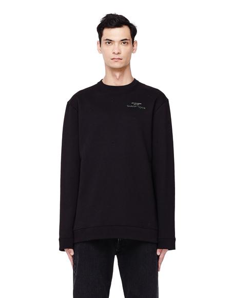 Raf Simons Joy Division Printed Sweatshirt - Black