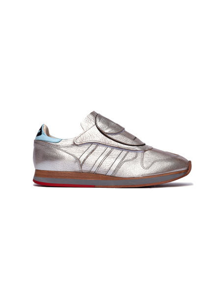 Hender Scheme Adidas Micropacer Leather Sneakers - Silver