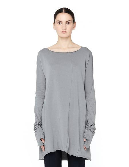 Leon Emanuel Blanck Cotton Sweatshirt - Grey