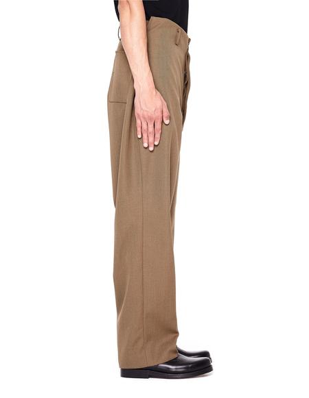 Maison Margiela Oversized Pants - Beige