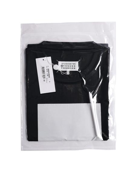 Maison Margiela Leave a Message T-Shirt - Black