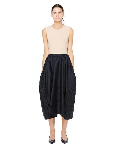 Comme des Garcons Polyester Skirt - Black