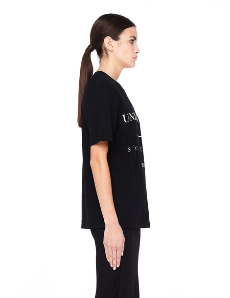 Sue Undercover Printed Cotton T-Shirt