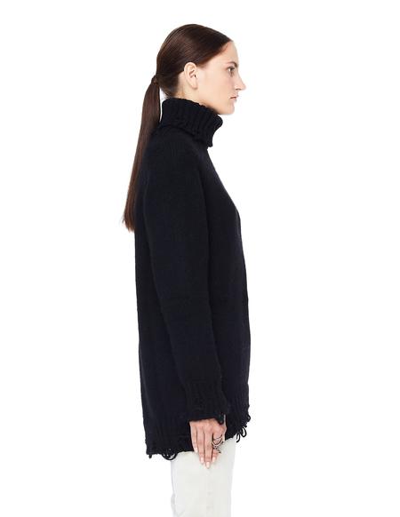 Maison Flaneur Alpaca Wool Turtleneck Sweater
