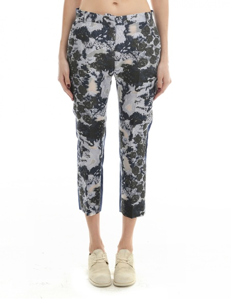 Michael Van Der Ham Cropped Trousers