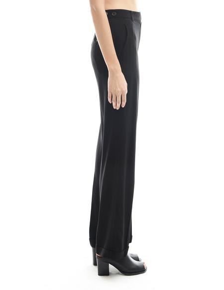 Ann Demeulemeester Wool/Rayon Trousers