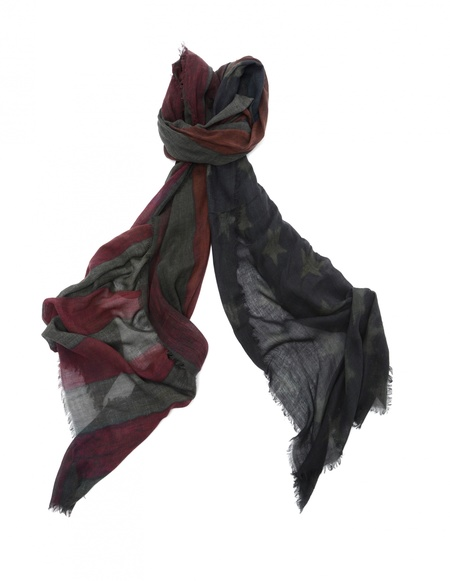 If Six Was Nine Modal And Cashmere Scarf