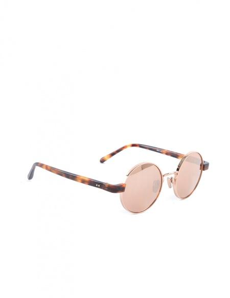Linda Farrow Luxe Sunglasses - Golden