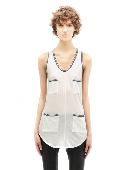 Share Spirit Cotton Tank Top