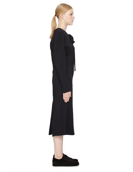 Marni Bow-tie Midi Dress