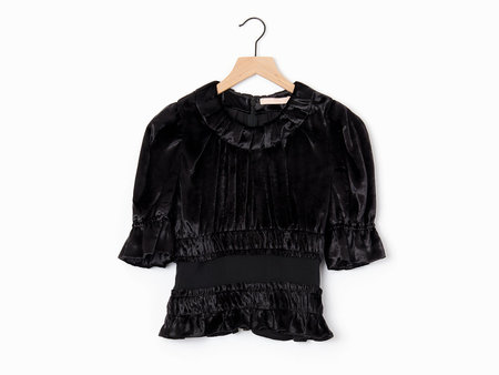 Brock Collection Tammy Top - Black