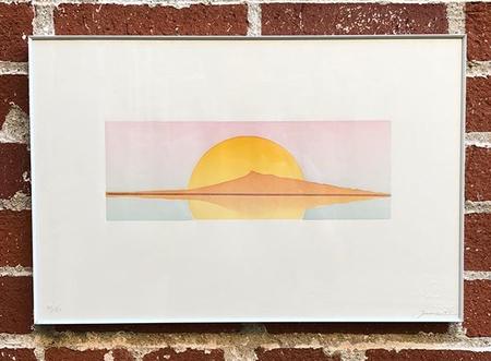 Aesthetic Union James Lewis Tucker Sun Print