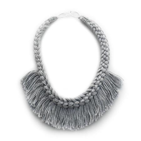 Erin Considine Agustin Necklace - Hollyhock