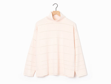 Molli Fabia Sweater - Cream
