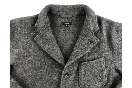 Engineered Garments Wool Knit Jacket - Grey
