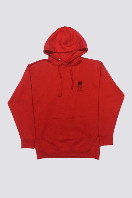 Assembly New York Intuitive Arts Hoodie - Red