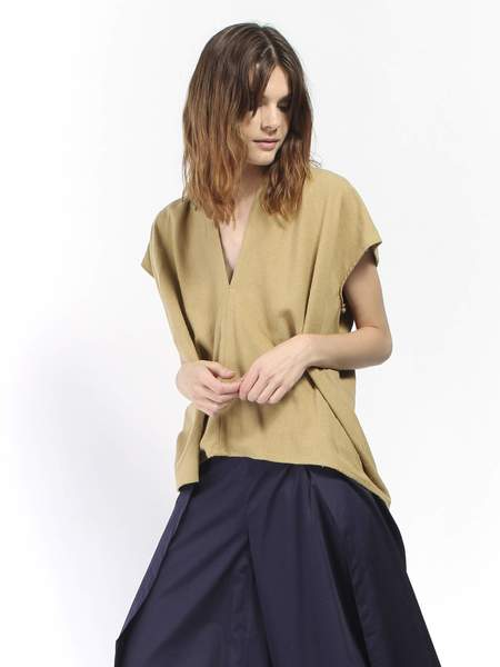 Miranda Bennett Everyday Top - Glasglow Gold