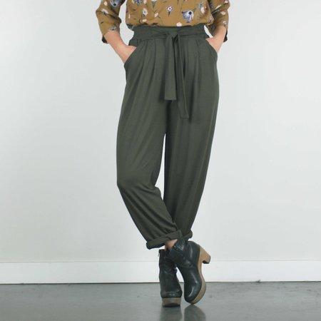 Sarah Liller Savannah Pant - Dark Olive