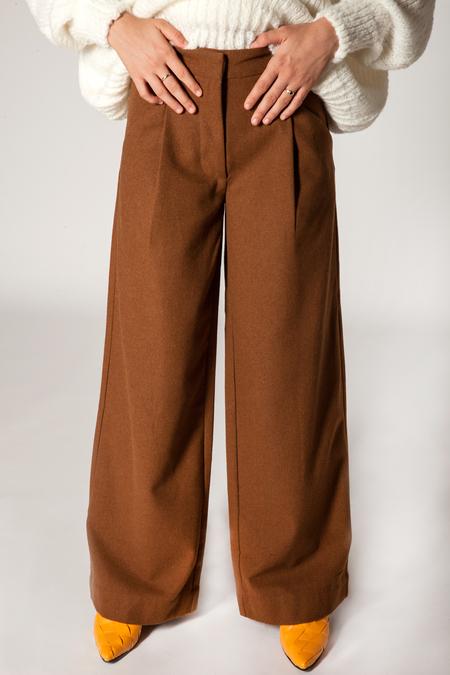 Minimum Vica Pant - Monks Robe