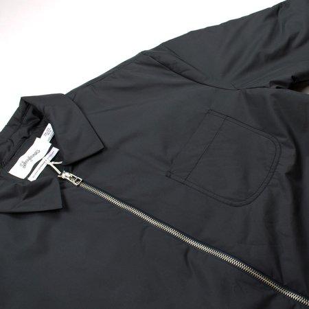 Schnayderman's Overshirt Bomber One - Charcoal