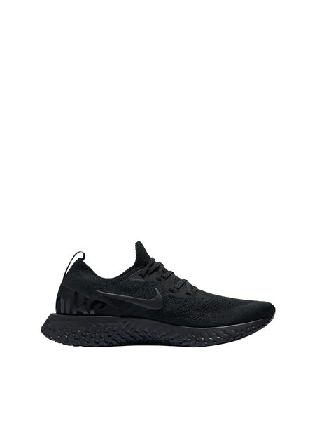 Nike Sportswear Epic React Flyknit Sneakers - Black