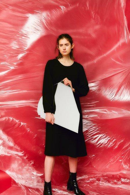 Devlyn Van Loon Flared Dress - Black