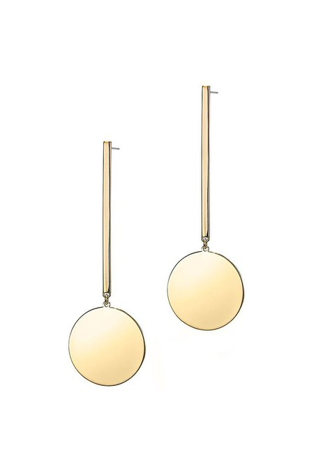 Jenny Bird The Andies Earrings - Gold