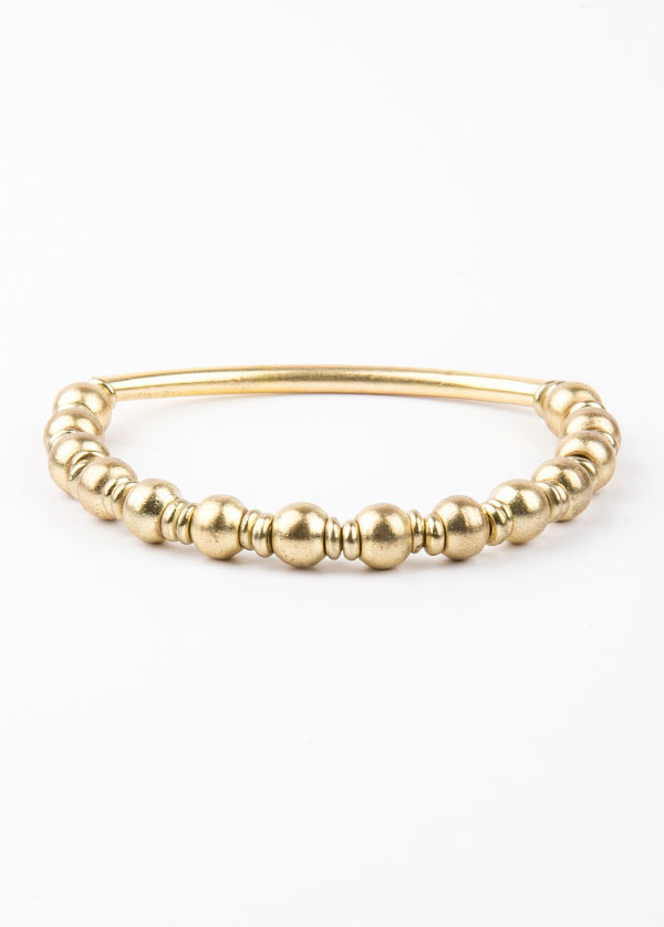 Vanessa Mooney Little Ways Ball Bracelet