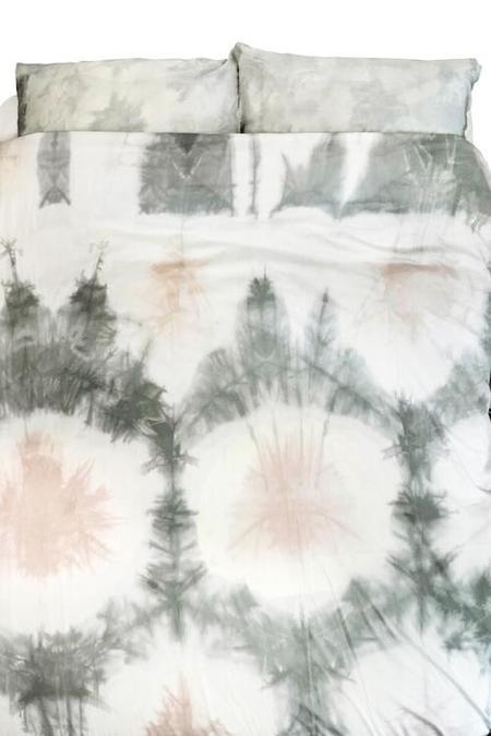 Upstate Hand Dyed Cotton Duvet