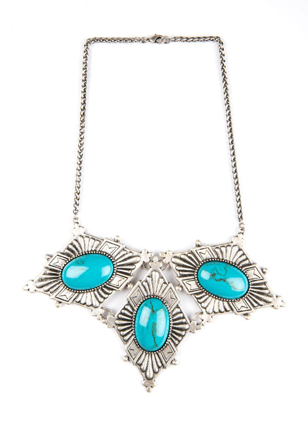 Dudine Frida Diamond Collar Necklace