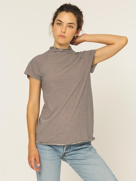 Calder Shirin Knit Top - Stripe