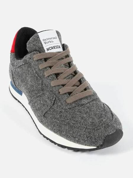 Novesta X Universal Works Marathon Trainer - Grey