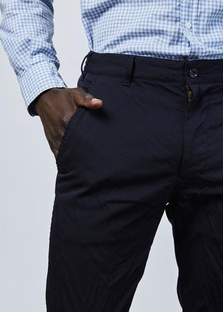 Sage de Cret Slim Everyday Pant - Navy
