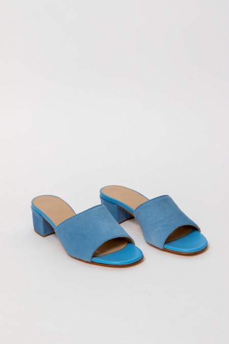 Maryam Nassir Zadeh Agatha Slide - Blue