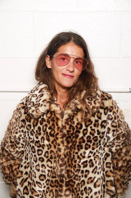 Mykita Samu Sunglasses - Jellypink Solid