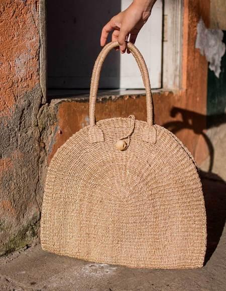 Abacá Amaro Bag - Natural