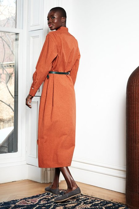 Blluemade Duster Dress - Sandstone