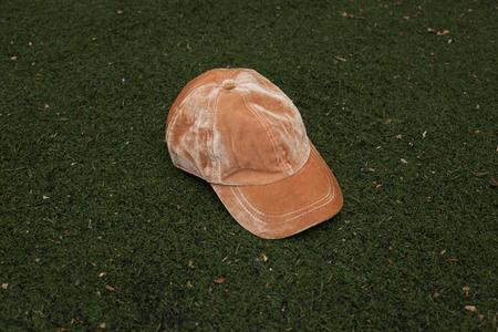 Colorant Velvet Fitted Cap - Rose