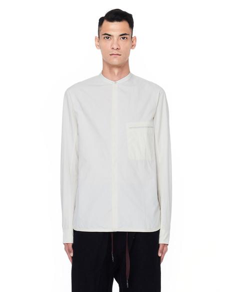 Ziggy Chen Cotton Shirt - Beige
