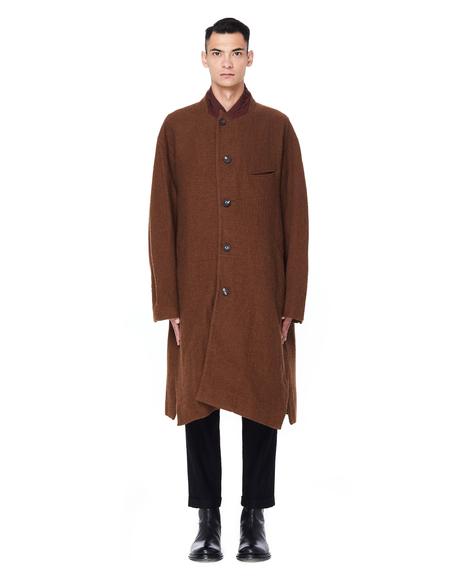 Ziggy Chen Cotton Wool Coat