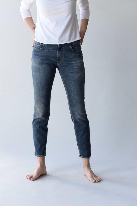 6397 Mini Skinny Jeans - Dark Vintage