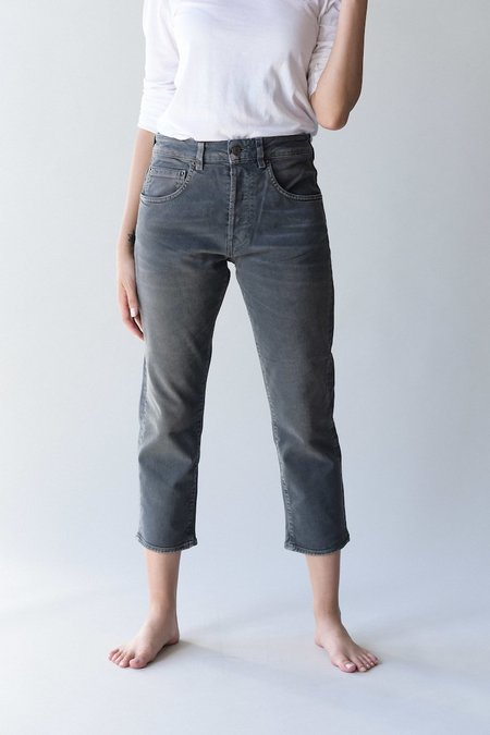 6397 Shorty Jeans - Grey