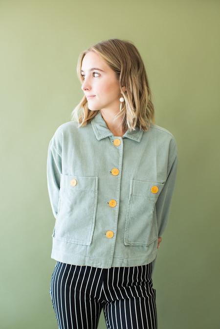 Paloma Wool Dori Jacket - Celadon