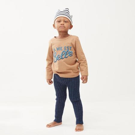 KIDS Oeuf NYC Everyday Pants - Indigo Blue