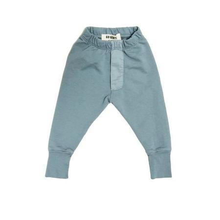 Kids Go Gently Nation Trouser - Mineral Blue