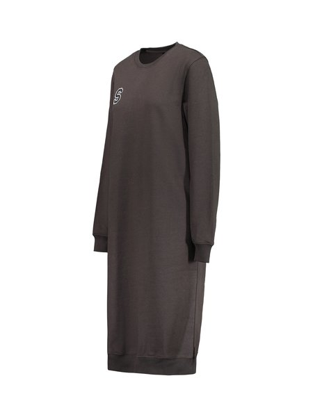 Stussy Blake Dress - Charcoal