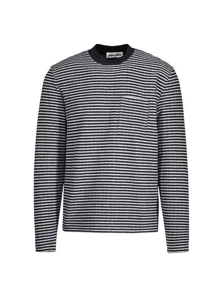 Sefr Sefr John Sweater - Black/Grey
