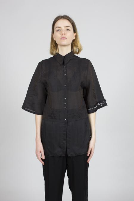 Damir Doma Siri Shirt - Black